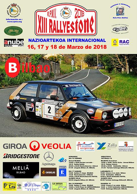 Bilbao alberga un año más el Rallyestone